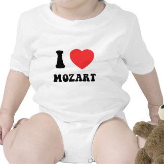 I Heart Mozart Romper