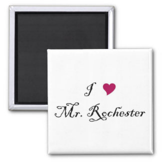 I Heart Mr. Rochester magnet