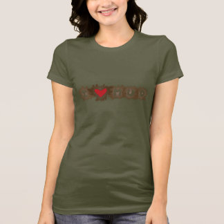 I Heart Mud T-Shirt