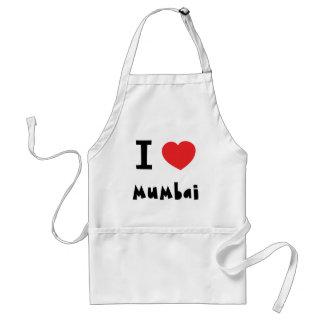 I heart Mumbai / Bombay Standard Apron