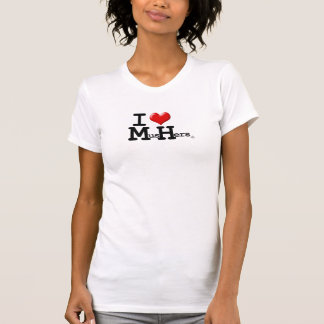 I_Heart_Mushers_fix T-Shirt