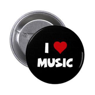 I [Heart] Music Button