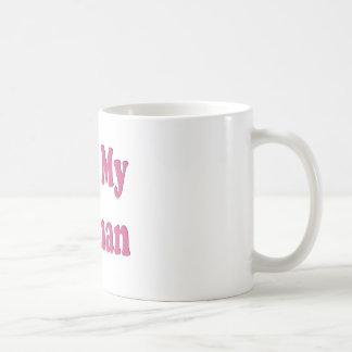 I Heart My Airman Basic White Mug