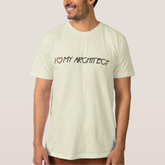 I heart my architect T-Shirt