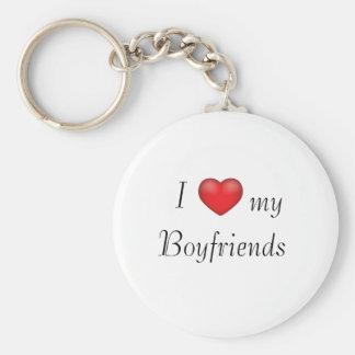 I heart my Boyfriends Key Ring