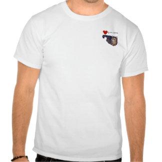I Heart My Exotic Shorthair T-shirts