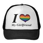 I Heart My Girlfriend Cap