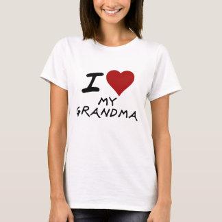 i heart my grandma T-Shirt