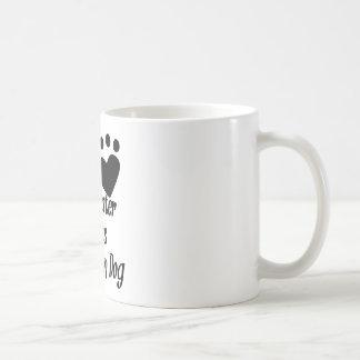 I Heart My Greater Swiss Mountain Dog Mugs