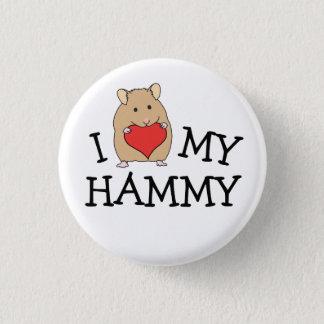I Heart My Hammy Syrian Button