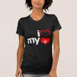 I Heart My Heart Tee Shirts