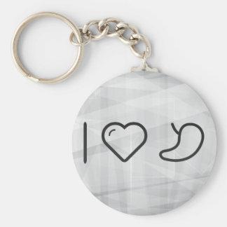 I Heart My Kidneys Key Ring