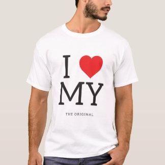 I Heart MY (Malaysia) Tees