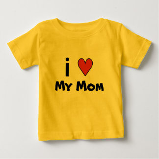 I Heart My Mom [Customize Text to who you Love] T-shirts