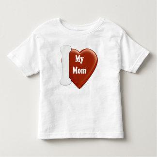 I Heart My Mom Shirts