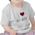 I Heart My Mum Infant T-Shirt
