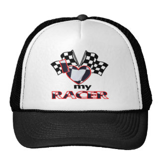 I Heart My Racer Hat