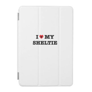 I Heart My Sheltie iPad Smart Cover iPad Mini Cover