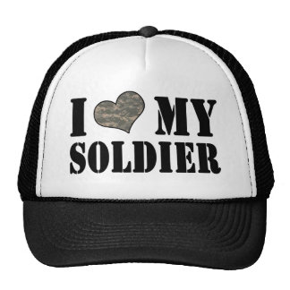 I Heart My Soldier Hat