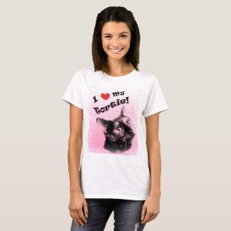 I Heart My Tortie T-Shirt
