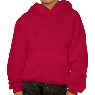 I Heart My Toy Fox Terrier Hooded Sweatshirt