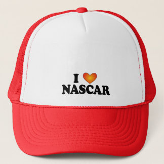 I (heart) NASCAR - Lite Mult-Products Trucker Hat