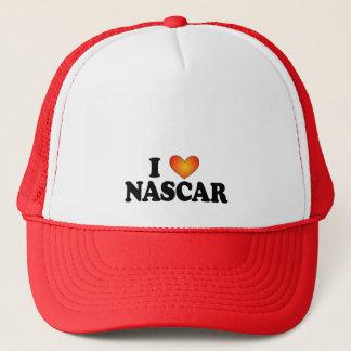 I (heart) NASCAR - Lite Mult-Products Trucker Hat