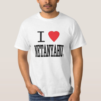 I Heart Netanyahu T-Shirt