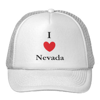 I Heart Nevada Cap