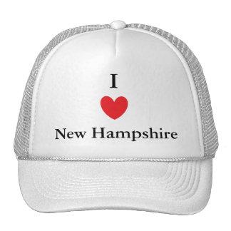 I Heart New Hampshire Hat