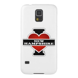 I Heart New Hampshire Cases For Galaxy S5
