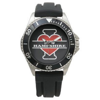 I Heart New Hampshire Wristwatch
