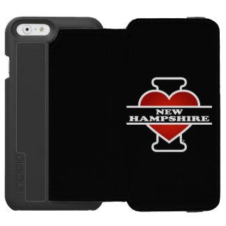 I Heart New Hampshire Incipio Watson™ iPhone 6 Wallet Case