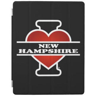 I Heart New Hampshire iPad Cover