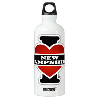 I Heart New Hampshire SIGG Traveller 0.6L Water Bottle