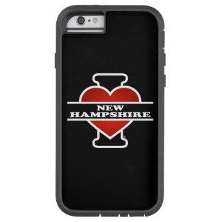 I Heart New Hampshire Tough Xtreme iPhone 6 Case