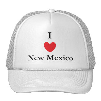 I Heart New Mexico Cap