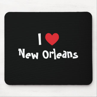 I Heart New Orleans Mouse Mat