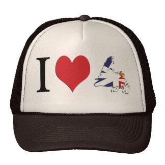 I heart Newfoundland Hat