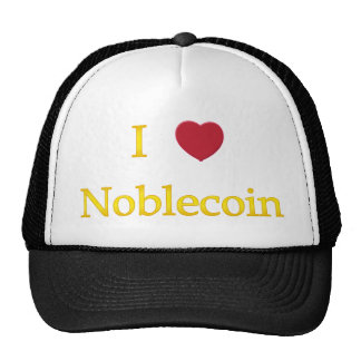 I Heart Noblecoin Cap