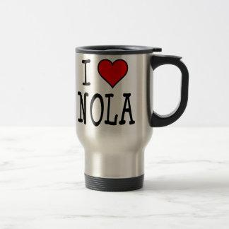 I Heart NOLA Mug