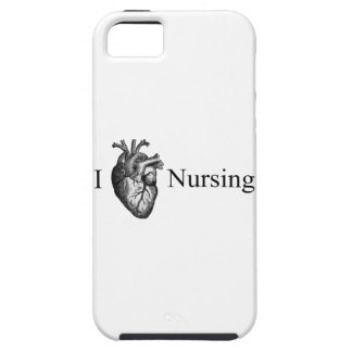 I Heart Nursing iPhone 5 Cover