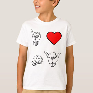 I HEART NY - white background T-Shirt