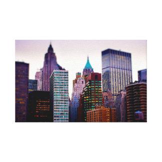 I Heart NYC #7 Canvas Print