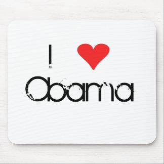I Heart Obama Mousepad