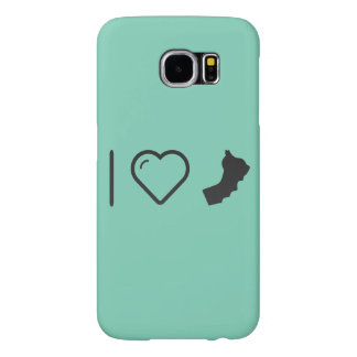 I Heart Omans Samsung Galaxy S6 Cases
