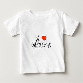 I Heart Orange T-shirts