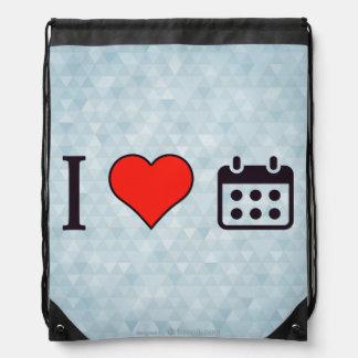 I Heart Organizing My Week Backpacks