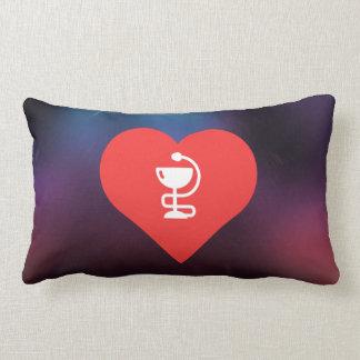 I Heart Pharmacies Icon Cushion