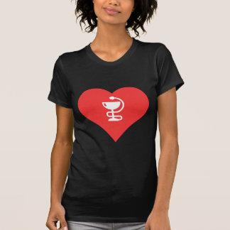 I Heart Pharmacies Icon T Shirt